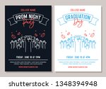 Set Of 2 Academic Posters....