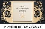 design of letterhead for laser... | Shutterstock .eps vector #1348433315