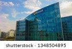 paris  france   july 19  2018 ...   Shutterstock . vector #1348504895