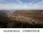 the city of lichtenstein in...   Shutterstock . vector #1348653518