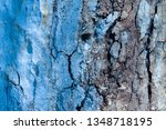 abstract texture of the old and ...   Shutterstock . vector #1348718195