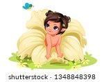 Beautiful Little Flower Girl...