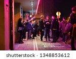 prague  czech republic   march...   Shutterstock . vector #1348853612