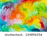 Abstract Pastel Background