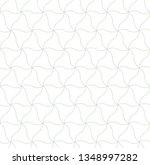vector illustration of seamless ...   Shutterstock .eps vector #1348997282