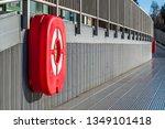 Lifebuoy Life Saver In Red Box...