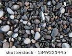 Many Wet Basalt  Sandstone And...