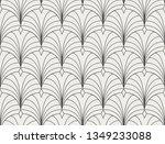 vintage vector art deco...   Shutterstock .eps vector #1349233088