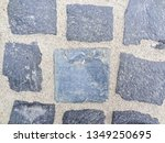 abstract background of old... | Shutterstock . vector #1349250695