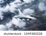 Fighter Jets In Sky