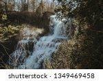 A Waterfall  Chittenango Falls...