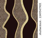 golden chains vertical seamless ... | Shutterstock .eps vector #1349547905