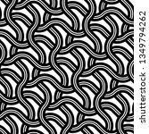 design seamless monochrome... | Shutterstock .eps vector #1349794262