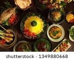 Nasi Tumpeng Nusantara. The...