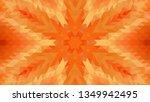 geometric design  mosaic of a... | Shutterstock .eps vector #1349942495