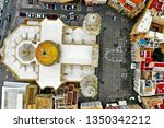 cadiz with drone   amazing air...   Shutterstock . vector #1350342212