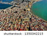 cadiz with drone   amazing air...   Shutterstock . vector #1350342215