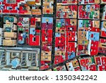 cadiz with drone   amazing air...   Shutterstock . vector #1350342242