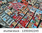 cadiz with drone   amazing air...   Shutterstock . vector #1350342245