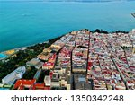 cadiz with drone   amazing air...   Shutterstock . vector #1350342248