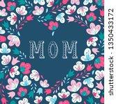 cute poster  banner  card ...   Shutterstock .eps vector #1350433172