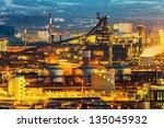 austria  upper austria  linz.... | Shutterstock . vector #135045932