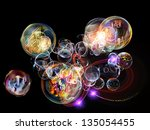Bubble Symphony Series. Design...