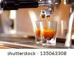 espresso | Shutterstock . vector #135063308