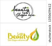 green yellow black line art... | Shutterstock .eps vector #1350659612