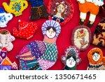 flea market   folk crafts.... | Shutterstock . vector #1350671465