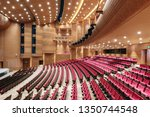 the spacious and bright...   Shutterstock . vector #1350744548