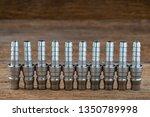 quick coupling quick coulper  ... | Shutterstock . vector #1350789998