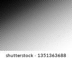 dots background. halftone... | Shutterstock .eps vector #1351363688