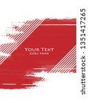 grungy abstract design | Shutterstock . vector #1351417265