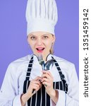 im a great cook. sensual lady... | Shutterstock . vector #1351459142