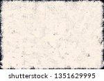 beige grunge background. soft... | Shutterstock . vector #1351629995