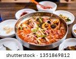 a good food | Shutterstock . vector #1351869812