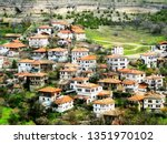 Panorama Of Safranbolu City In...