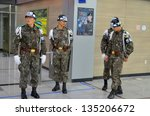 Dorasan  South Korea April 7 ...