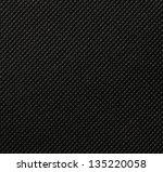black textile pattern texture... | Shutterstock . vector #135220058