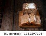 Form Rye Wheat Bread  Sliced...