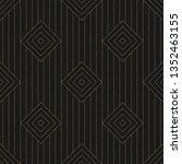 seamless geometric pattern....   Shutterstock .eps vector #1352463155