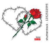 Valentine Card Wedding Concept...