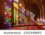 the famous rainbow nasir ol...   Shutterstock . vector #1352548892