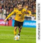 brussels  belgium   march 20 ...   Shutterstock . vector #1352580278