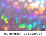 empty abstract background for... | Shutterstock . vector #1352609738
