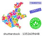 ecological composition of...   Shutterstock .eps vector #1352639648