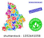 eco friendly combination of...   Shutterstock .eps vector #1352641058
