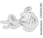 vector illustration of an... | Shutterstock .eps vector #1352931785