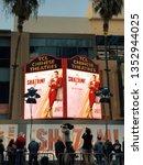 los angeles  california  united ...   Shutterstock . vector #1352944025